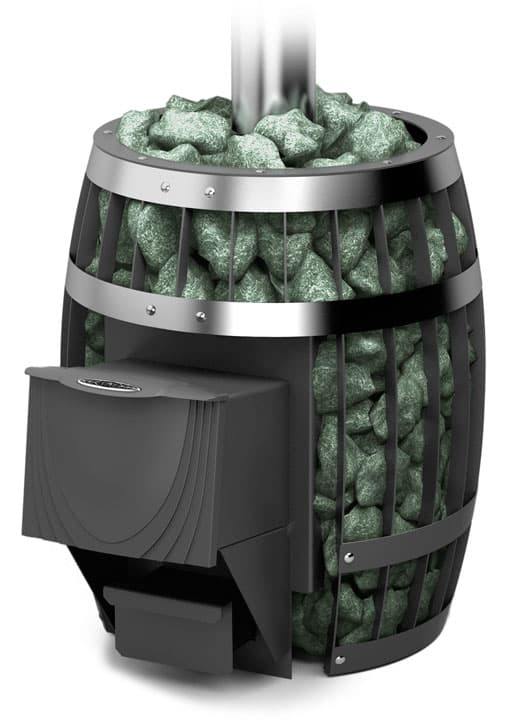 Банная печь-сетка «ТМF Саяны Carbon»