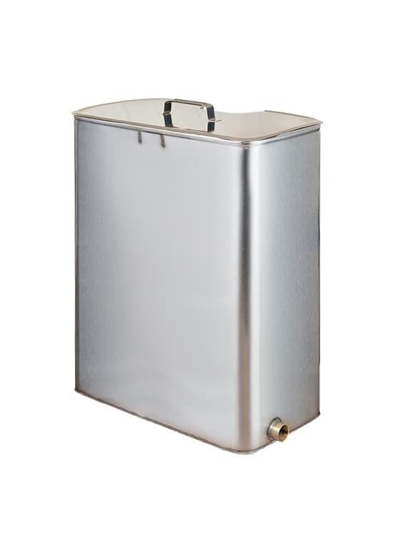 Бак-рюкзак на дымоход из нержавеющей стали Ферингер 50 л.