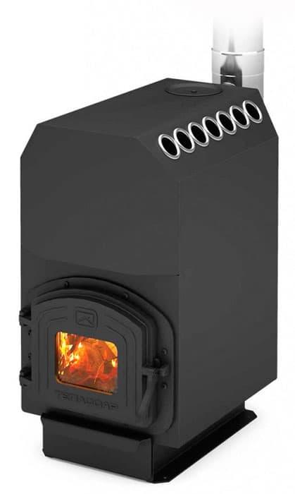 Печь отопительная «Теплодар ТОП-модель 200» (дверца чугун)