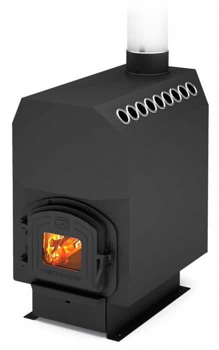 Печь отопительная «Теплодар ТОП-модель-300 с чугунной дверцей»