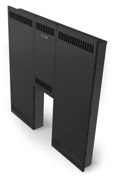 Экран фронтальный «ТMF стандарт» стандартная дверца, антрацит