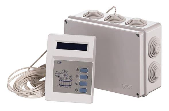 Пульт управления электропечью ВВД ПУ-01М 9-12 кВт