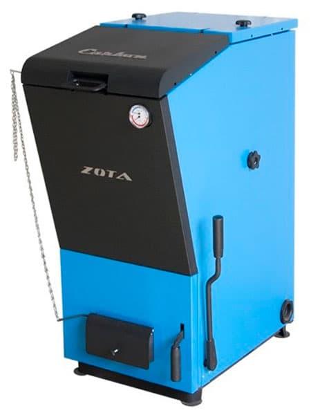 Котел угольный напольный ZOTA Carbon 40