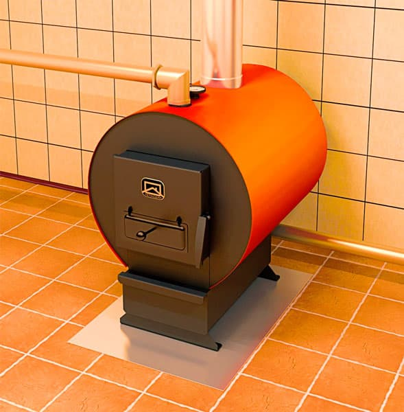 Отопительный котел «Теплодар Уют-10»