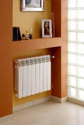 Радиатор алюминиевый Sunny Heater S2-AL-80-500, 12 секций