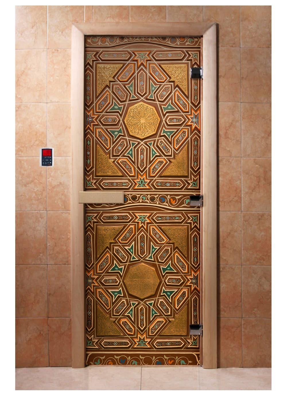 Дверь с фотопечатью A022