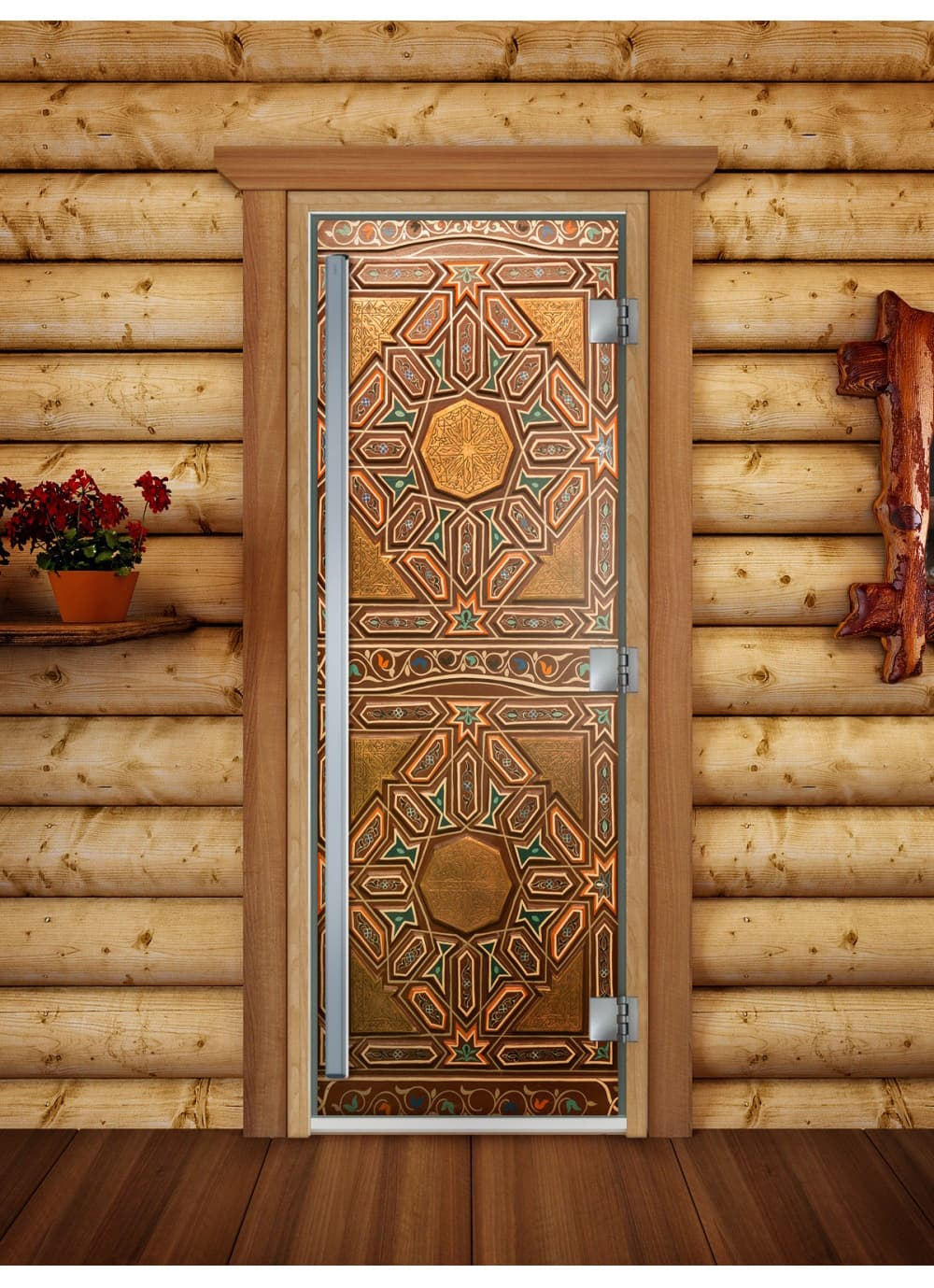 Дверь Престиж Фотопечать А022