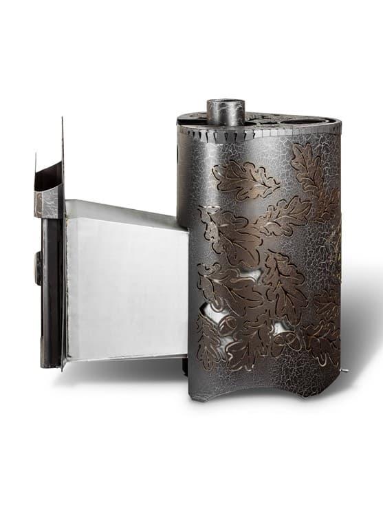 Печь для бани Ферингер Малютка ПС 'До 16 м³' - Экран (Дуб)
