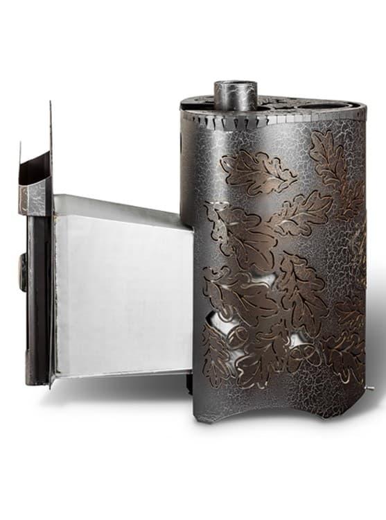 Печь для бани Ферингер Гармония 'До 30 м³' - Экран (Дуб) - Антик