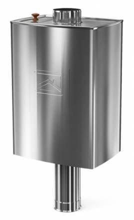 Бак самоварного типа «Теплодар Парус 50» д/парообразователя d 115