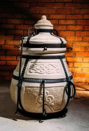 Тандыр керамический «Амфора Сармат Скиф»