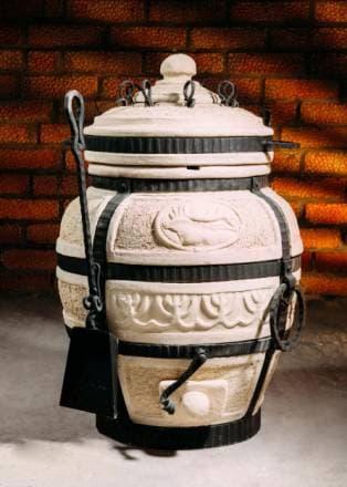 Тандыр керамический «Амфора Сармат Охотник»