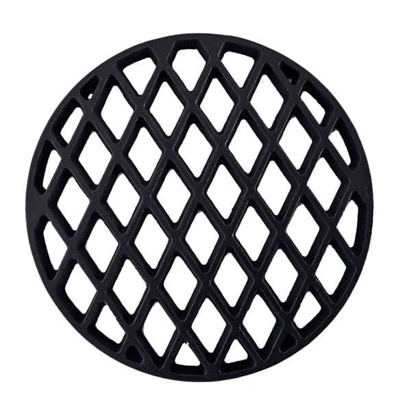 Решетка чугунная для стейков d 335мм