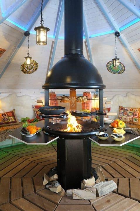 Дровяной гриль Lappigrill BBQ