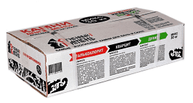 Камень для бани и сауны «Микс»: талькохлорит + дунит + кварцит (коробка 30 кг)