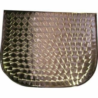 Притопочный лист «Каменка» 50х60 см, 100 % медь