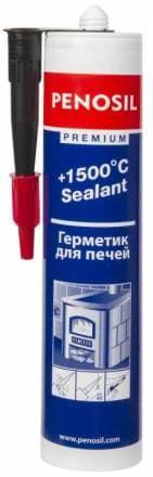 Герметик силикатный для печей PENOSIL Premium +1500°C Sealant