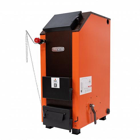Котел твердотопливный длительного горения «Сибирь Магнум» 20 кВт