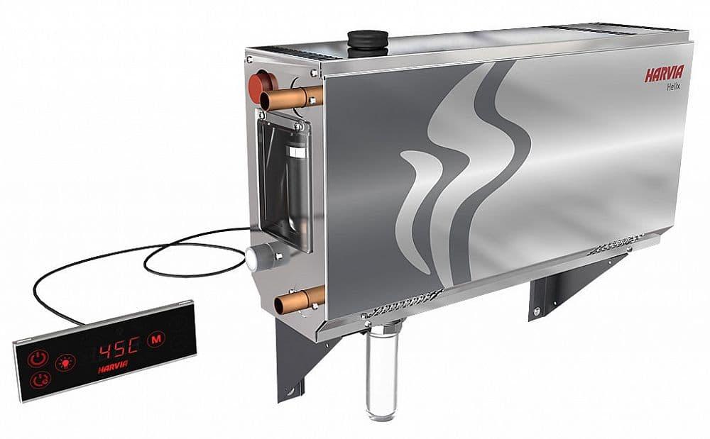 Парогенератор Harvia Helix Steam HGX90