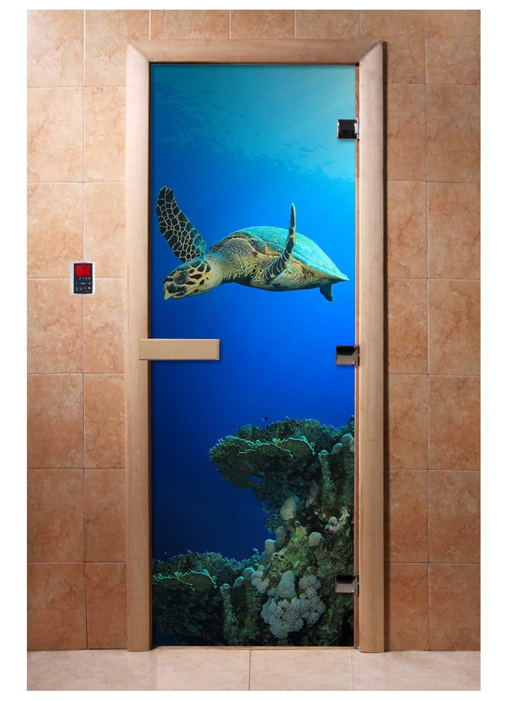 Дверь с фотопечатью A086