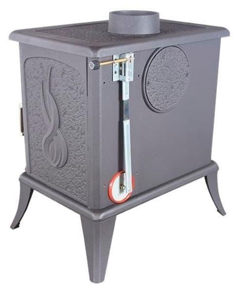 Печь-камин чугунная Kratki Koza K7 (термостат)