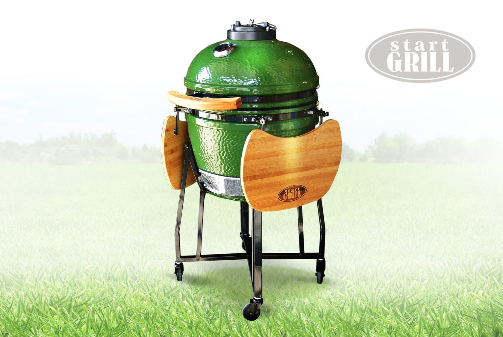 Керамический гриль Start Grill 18 дюймов