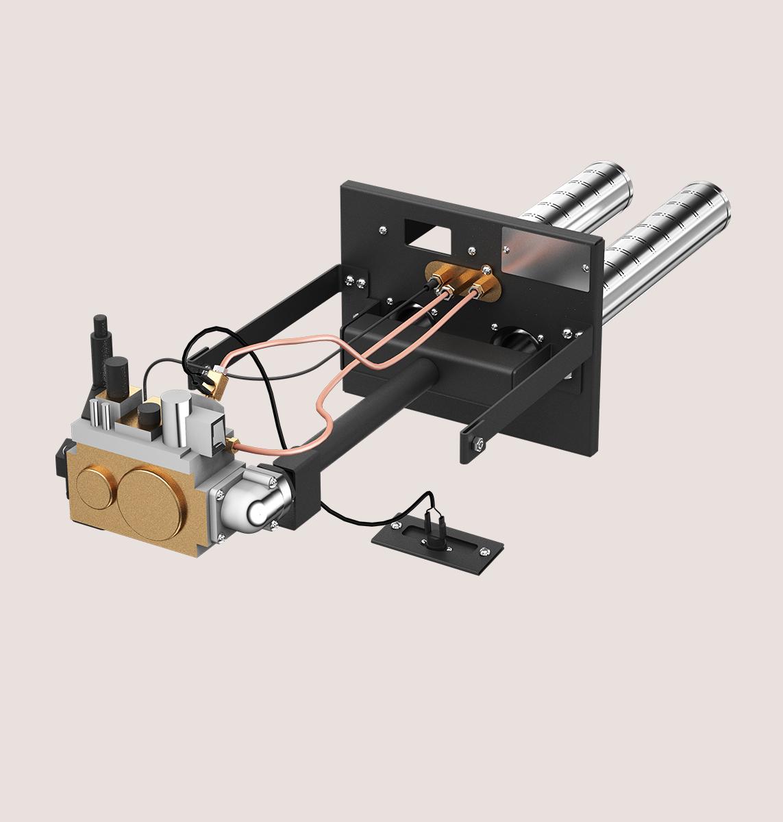 Устройство газогорелочное автоматическое «Теплодар» АГГ-13П