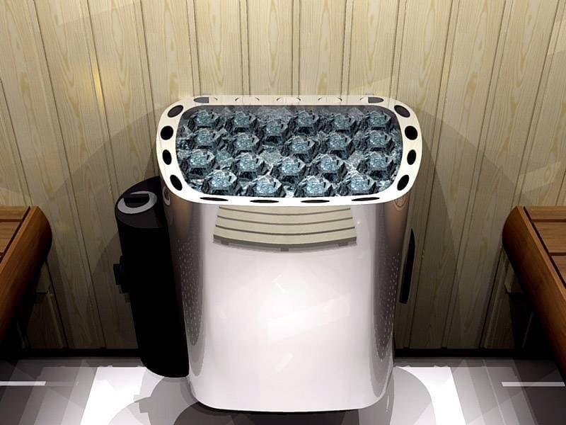 Электрокаменка Sawo Scandia
