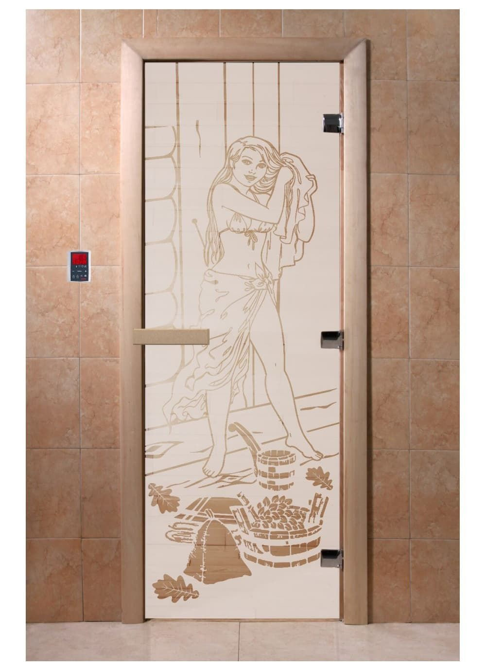 """Дверь """"Дженифер сатин"""""""