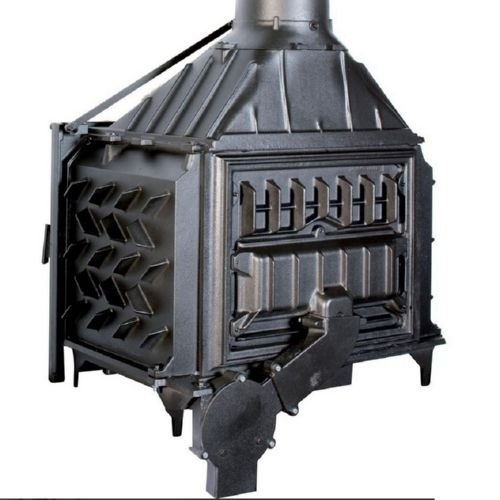 Каминокомплект Sunhill Vichy с топкой Seguin Pano 7 (гильотина)