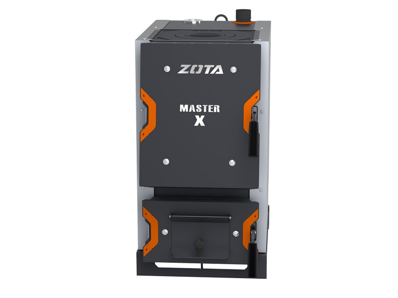Котел твердотопливный ZOTA «Master X-20»