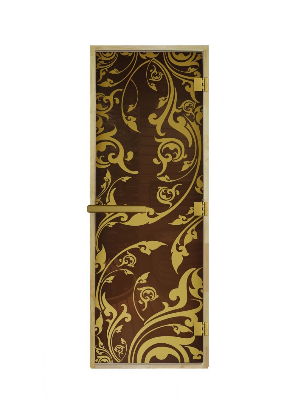 "Дверь ""Венеция Бронза Luxary Gold"""