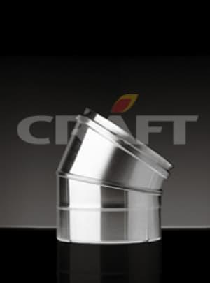 CRAFT отвод 30°, 0,5, матовый