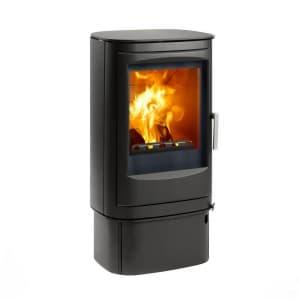 Печь камин Varde Fuego 1, черный