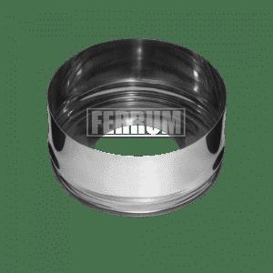 Заглушка с отверстием Ferrum, 0,5 мм