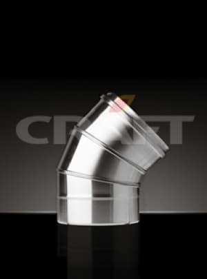 CRAFT отвод 45°, 0,5, матовый