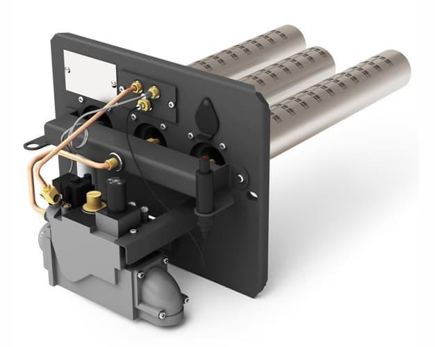 Устройство газогорелочное «ТMF Триада», 34 кВт, энергозависимое, ДУ