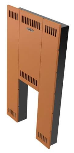 Экран фронтальный «ТMF мини» стандартная дверца, терракота