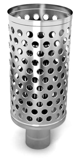 Натрубная каменка «ТMF Дизель»
