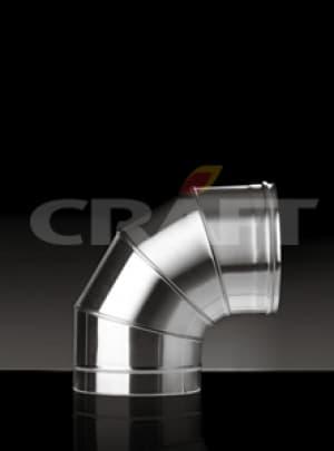 CRAFT отвод 87°, 0,5, матовый