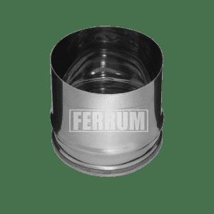 Заглушка внутренняя Ferrum, 0,5 мм