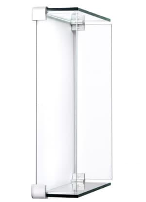 Ветрозащитный декоративный экран для квадратного стола-камина Napoleon