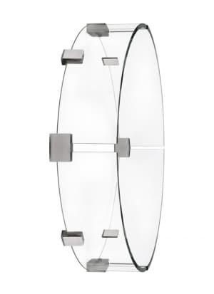 Ветрозащитный декоративный экран для круглого стола-камина Napoleon