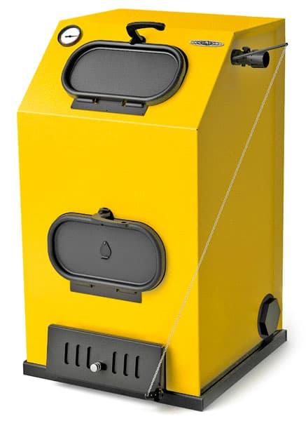 Твердотопливный водогрейный котел «TMF Прагматик 30 автоматик»