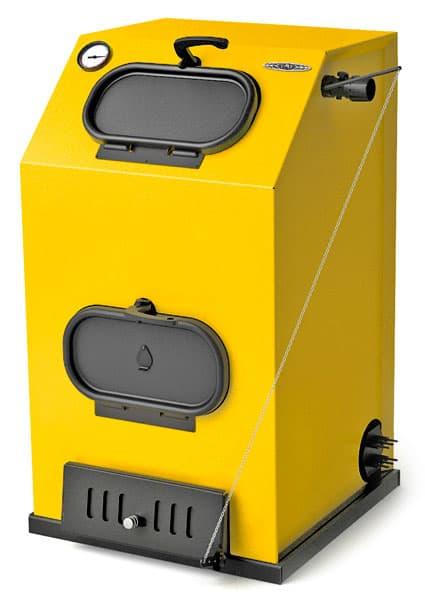 Твердотопливный водогрейный котел «TMF Прагматик 30 электро»