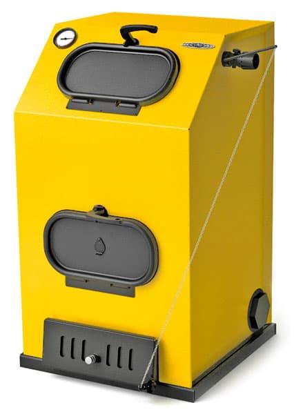 Твердотопливный водогрейный котел «TMF Прагматик 25 электро»