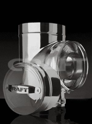 CRAFT Сэндвич-ревизия, 0,5 зеркало, изоляция 50мм