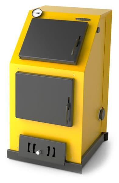 Твердотопливный котел «TMF Оптимус Лайт» 20кВт, под АРТ и ТЭН