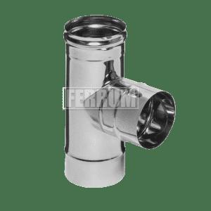Тройник Ferrum 90° 0,8 мм