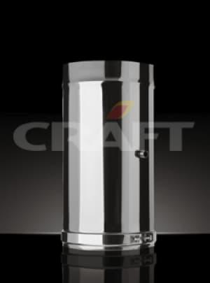 CRAFT сэндвич с муфтой для газоанализатора, 0,5 зеркало, изоляция 50мм